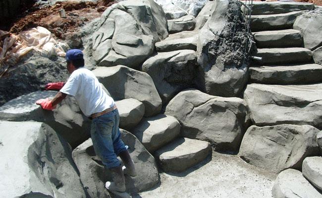Creative Concrete On Pinterest Concrete Patios Cement