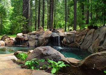 Natural Design Swimming Holes